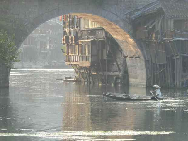 fenghuang_river_life
